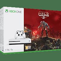 MICROSOFT Xbox One S 1TB Konsole - Halo Wars 2 Bundle