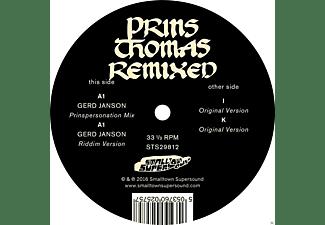 Prins Thomas - Gerd Janson Remixes  - (Vinyl)