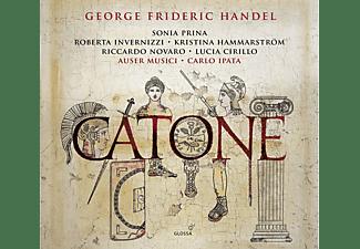 Prina/Invernizzi/Hammarström/Ipata/Auser Musici - Catone  - (CD)