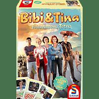 SCHMIDT SPIELE (UE) Bibi & Tina - Tuhuwabohu Total Kartenspiel Kartenspiel
