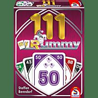 SCHMIDT SPIELE (UE) MyRummy 111 Kartenspiel, Mehrfarbig