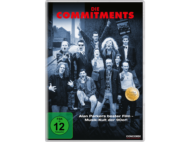 Die Commitments [DVD]