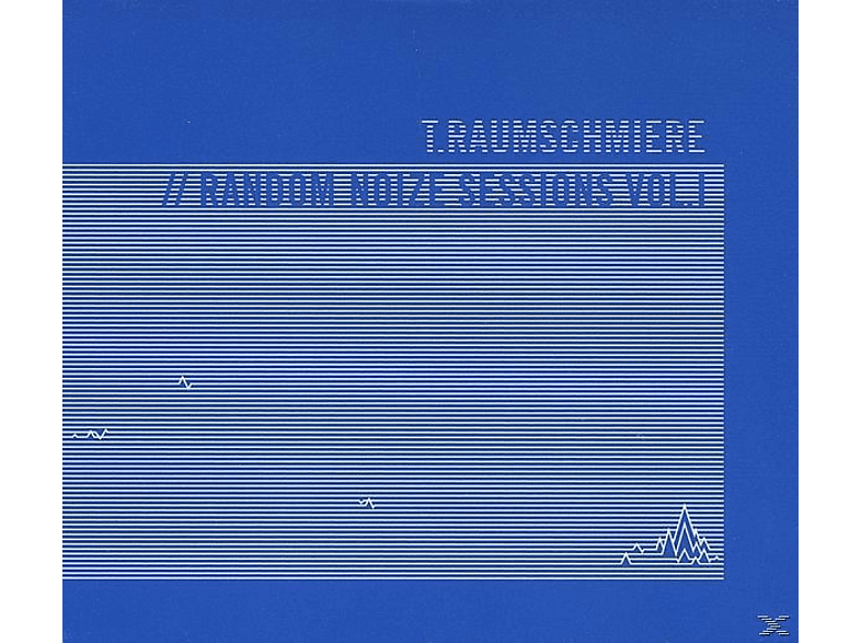 T.Raumschmiere - Random Noize Session Vol.01 [CD]