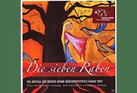 Brüder Grimm Märchenfestspiele - Die sieben Raben-das Musical [CD]
