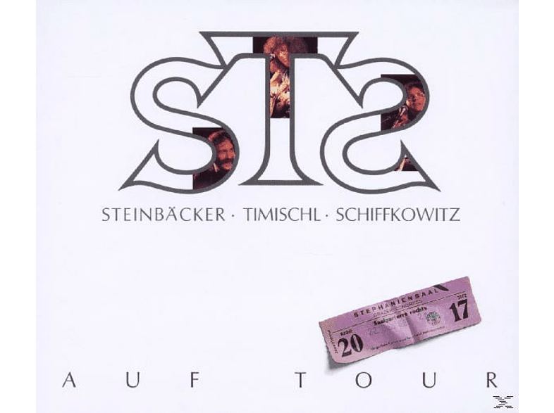 Sts - Auf Tour [CD]