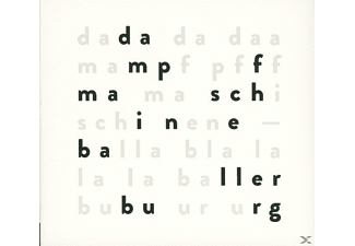 Dampfmaschine - Ballerburg  - (CD)