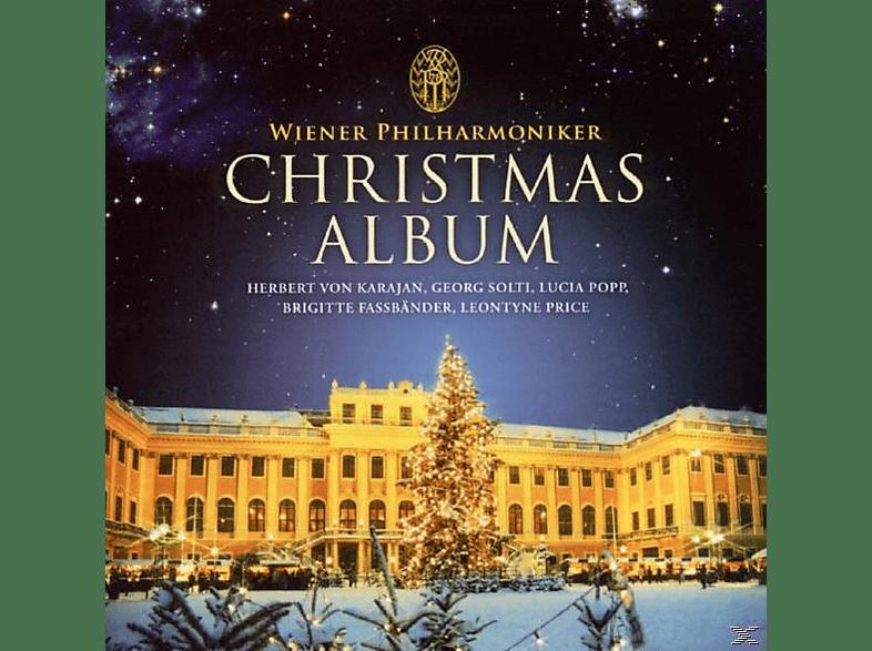 Wiener Philharmoniker - Christmas Album [CD]