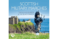 The Scots Guards, The Black Watch - Scottish Military Marches [CD]