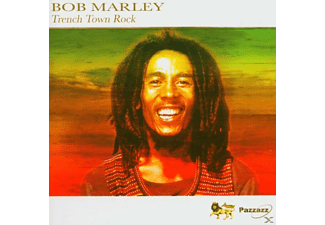 Bob Marley - Trench Town Rock - (CD)