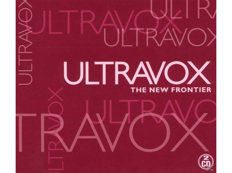 Ultravox - The New Frontier [CD]