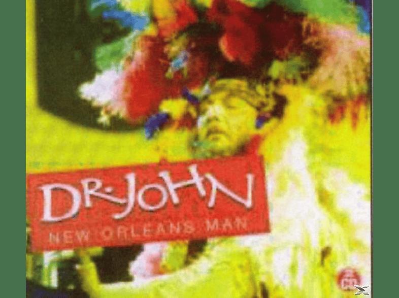 Dr. John - New Orleans Man [CD]