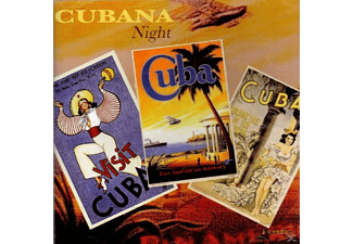 VARIOUS - Cubana Night - (CD)