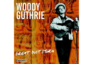 Woody Guthrie - Great Dust Storm - (CD)