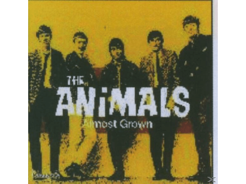 The Animals - Almost Grown [CD]