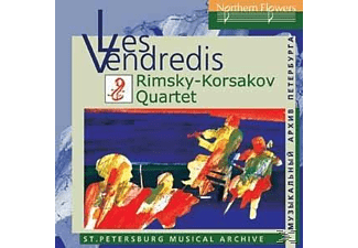 Rimsky-korsakov String Quartet - Les Vendredis-Streichquartette  - (CD)