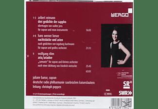 Juliane Banse - Unanswered Love  - (CD)