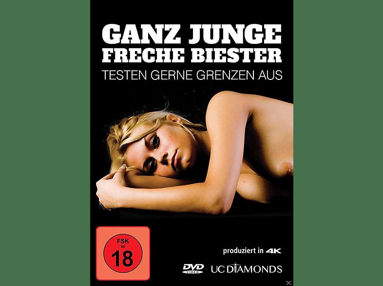 Ganz Junge Freche Biester-Testen Gerne Grenzen [DVD]