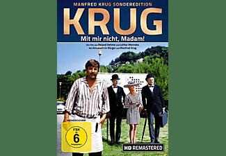 Manfred Krug - Mit mir nicht, Madam! (HD Remastered) DVD