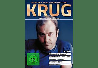 Manfred Krug - 5er Schuber -  80 Jahre Manfred Krug DVD