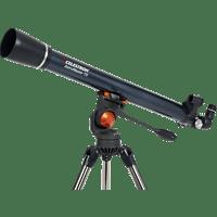 CELESTRON 822005 AstroMaster 70AZ 165x, 70 mm, Teleskop