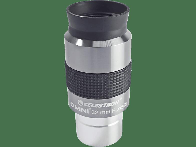 CELESTRON 810244 Omni 1.25 Zoll, 32 mm Okular, Astronomie