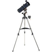 CELESTRON 822020 Astromaster 114 EQ 100x, 50x, 114 mm, Teleskop