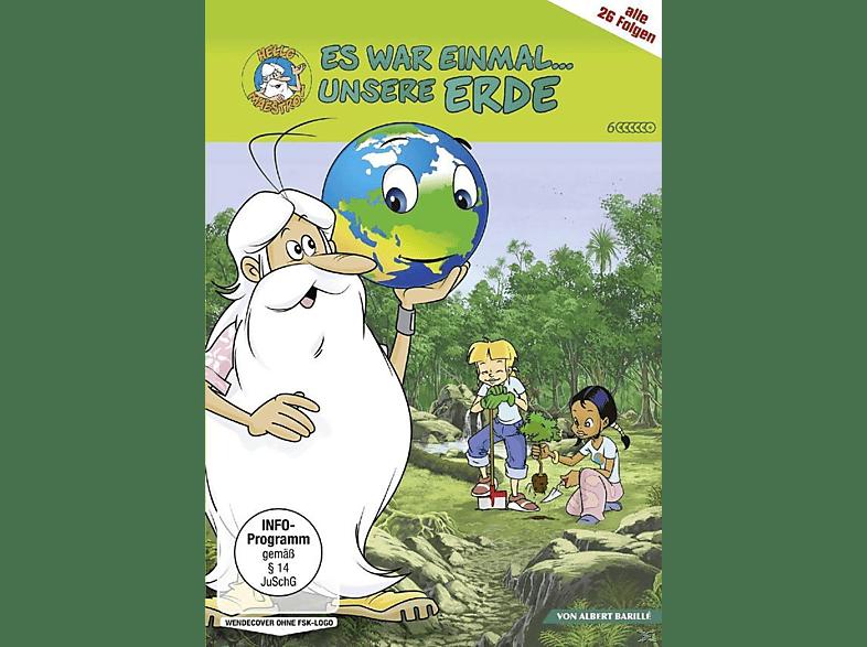Es war einmal... unsere Erde [DVD]