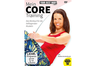 Your Best Body - Mein Core Training DVD + CD