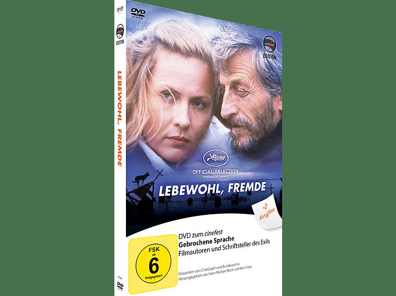 Lebewohl Fremde [DVD]