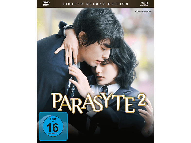 002 - Parasyte (Limited Edition) [Blu-ray]
