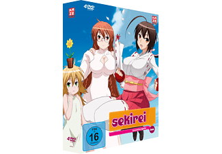 Sekirei – Gesamtausgabe  DVD