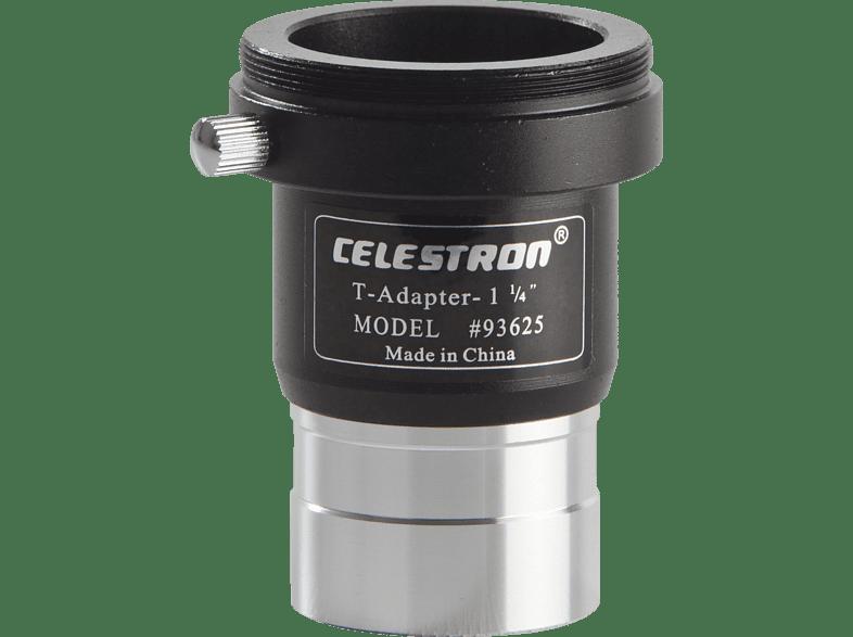 CELESTRON 820735 T-Adapter universell 1.25 , Astronomie, Schwarz