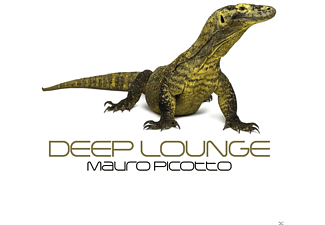 Mauro Picotto - Deep Lounge  - (CD)