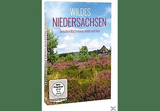 Wildes Niedersachsen - Zwischen Wattenmeer, Heide und Harz DVD