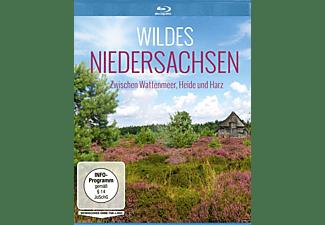 Wildes Niedersachsen - Zwischen Wattenmeer, Heide und Harz Blu-ray
