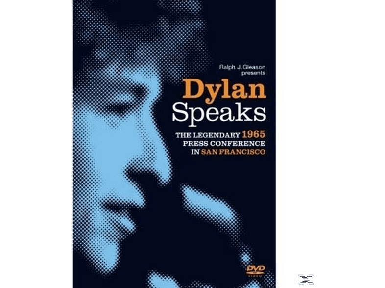 Bob Dylan - Dylan Speaks: The 1965 Press Conference [DVD]