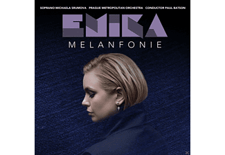 Emika, Michaela Srumova, Prague Metropolitan Symphonic Orchestra - Melanfonie (LP)  - (Vinyl)