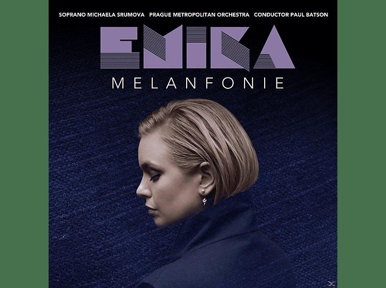 Emika, Michaela Srumova, Prague Metropolitan Symphonic Orchestra - Melanfonie (LP) [Vinyl]