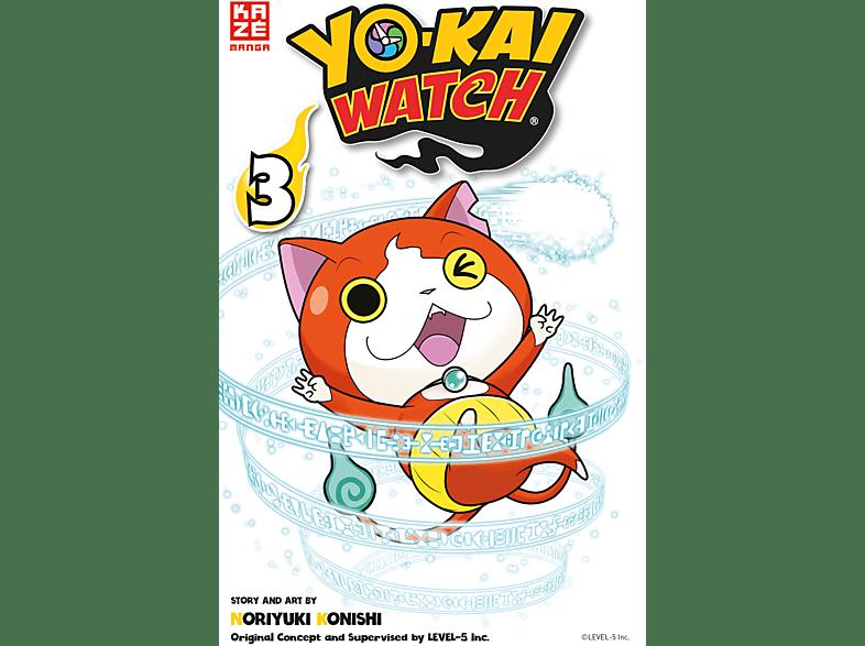 Yo-Kai Watch - Band 3