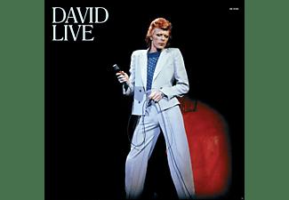 David Bowie - David Live-2005 Mix (Remastered Version)  - (Vinyl)