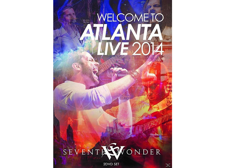 Seventh Wonder - Welcome To Atlanta Live 2014 [DVD]