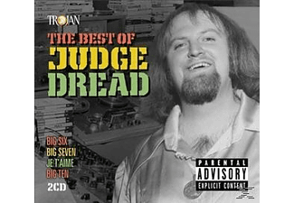 Judge Dread - The Best Of Judge Dread  - (CD)