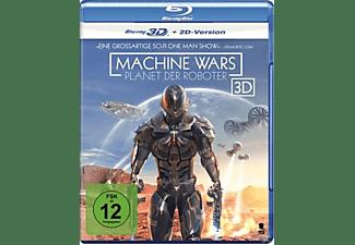 Machine Wars - Planet der Roboter 3D Blu-ray (+2D)