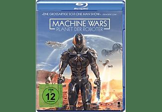 Machine Wars - Planet der Roboter Blu-ray