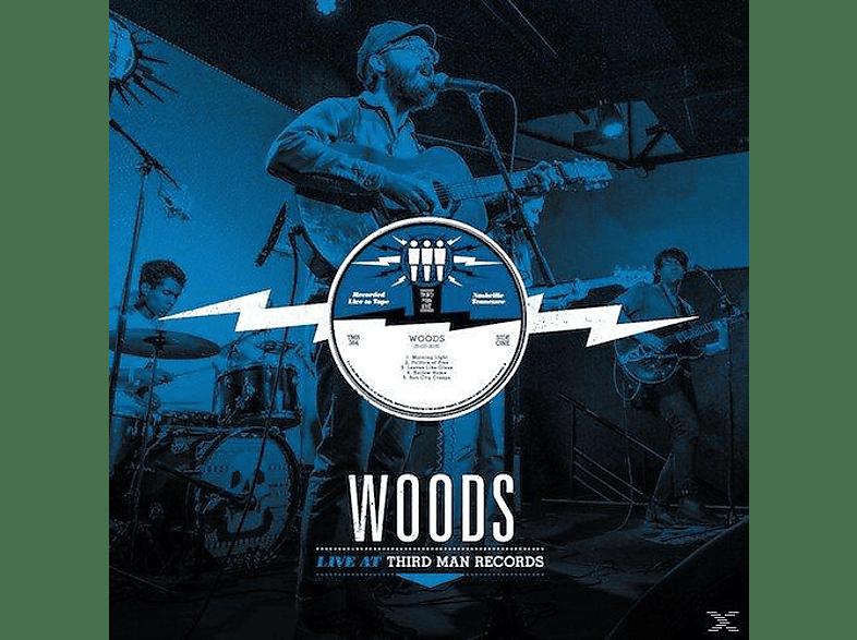 Woods - Live At Third Man Records [Vinyl]