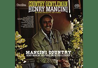 Henry Mancini His Piano, Orchestra And Chorus - Country Gentleman / Mancini Country  - (SACD Hybrid)
