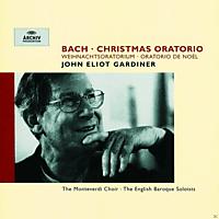 VARIOUS, Monteverdi Choir, The English Baroque Soloists - Weihnachts-Oratorium (Ga) - [CD]