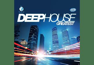 VARIOUS - Deep House Greatest  - (CD)