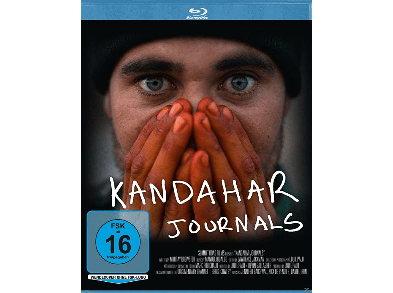 Kandahar Journals [Blu-ray]