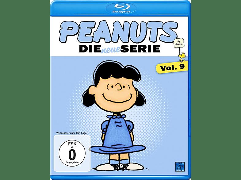 Peanuts - Die neue Serie - Vol. 9 [Blu-ray]